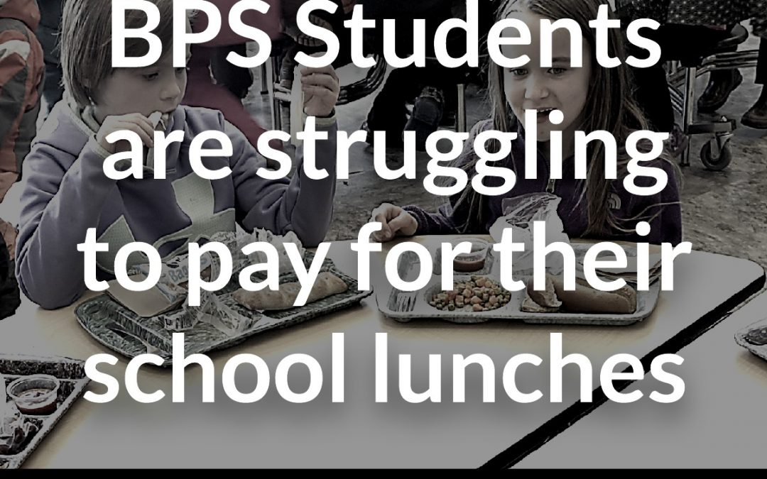 Student Lunch Assistance