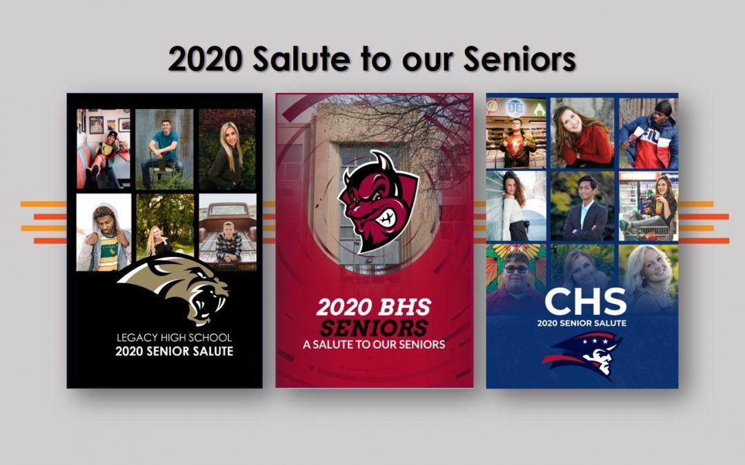 "BPS & BPSF ""Support our Seniors"" Programs to air on KFYR TV"