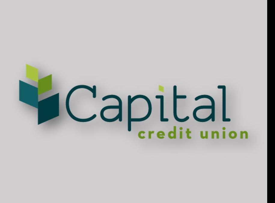 Capital Credit Union AVID Scholar Award