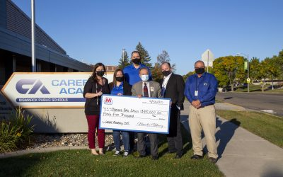 Marathon Petroleum Corp. (MPC) donates $45,000 to increase access and capabilities within BPS STEM programs