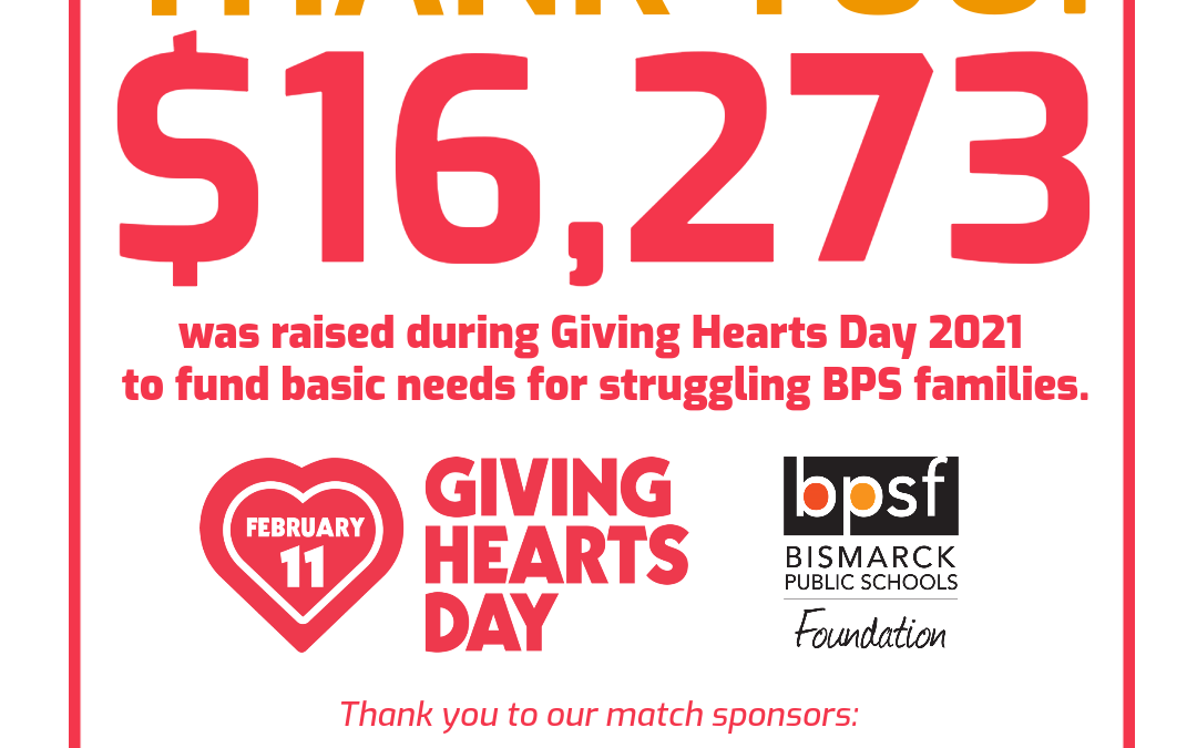 Community raises over $16,000 for BPS Family Assistance Fund, helping struggling BPS families.