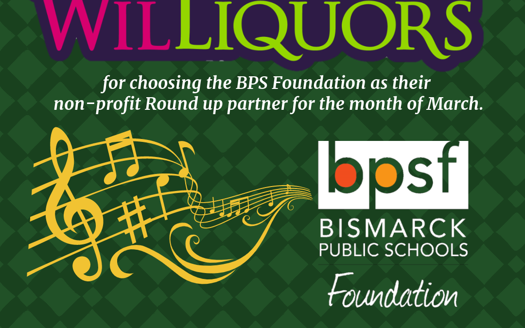 Williquors Round up to support BPS Share the Music program!