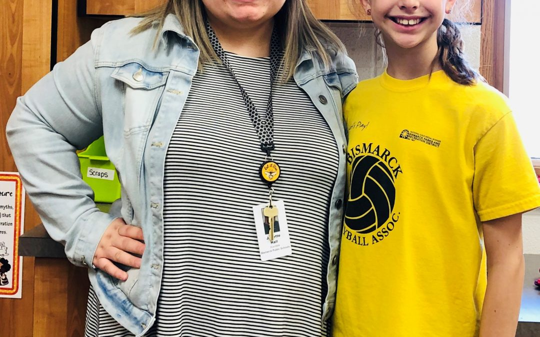 Felicity Jochim- Prairie Rose Elementary