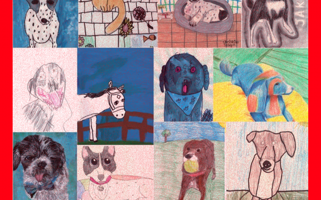 Local BPS Students' art to be displayed in Paw Art Parade