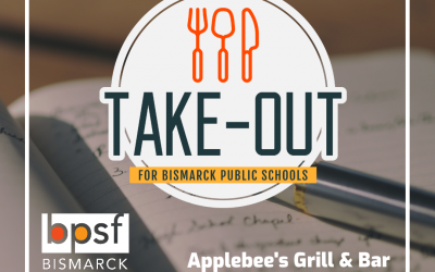 Take-out the back to school supply expense our students in need on Thursday, September 16th
